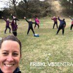Helse- og treningsterapeut i Frisklivssentralen, #verdensaktivitetsdag